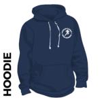 Roberttown Road Runners Navy Hoodie