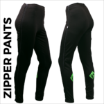Zipper Pants